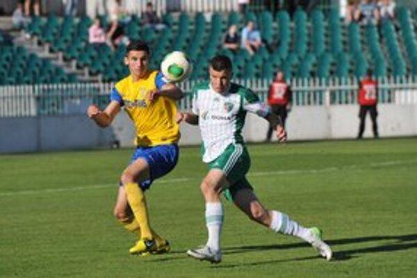Biedna vizitka. Strelci v Tatrane absentovali, dvaja hráči dali iba po tri góly, jedným z nich bol Marcin.