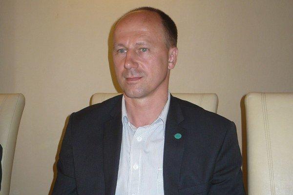 Peter Onuščák. Košičan sa podieľa na príprave hádzanárov Prešova.