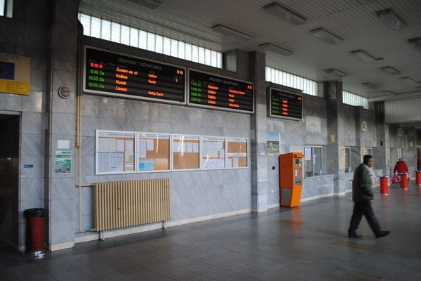 Vlaková doprava. Čakajú ju ďalšie zmeny.