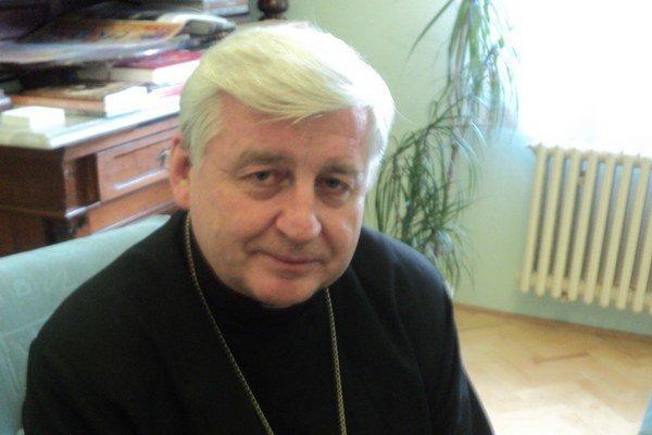 Vladyka Ján minulý týždeň oslávil 60 rokov života.