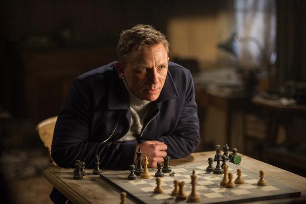 Daniel Craig vo svojej štvrtej a možno poslednej bondovke Spectre.