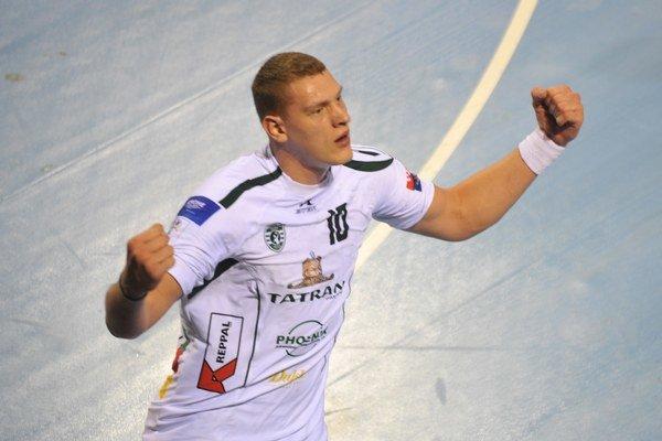 Dajnis Kristopans obhájil prvenstvo a stal sa Najúspešnejším  športovcom PSK za rok 2013.