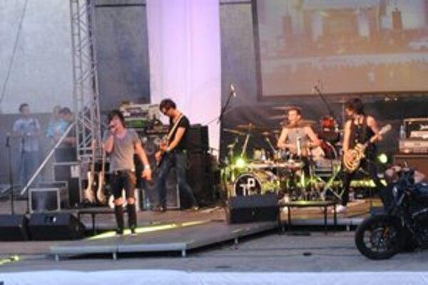 The Paranoid prvýkrát hrali v Prešove.