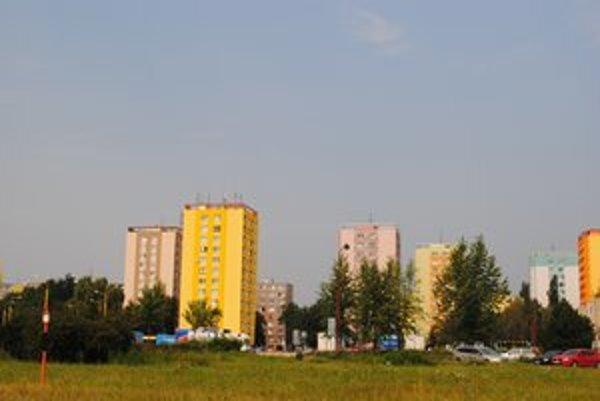 Sídlisko III v Prešove. Ľudia odmietajú šedú farbu, chcú niečo pestrejšie.