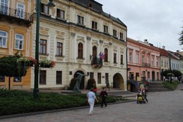 Prešovská samospráva. Je najlepšia pri zverejňovaní zmlúv z krajských miest.
