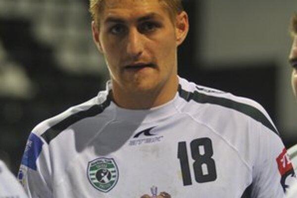O. Rábek okorenil dobrý výkon s Lovčenom ôsmimi gólmi.
