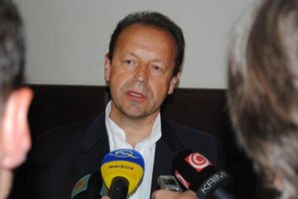 Pavel Hagyari. Primátor Prešova je optimista.