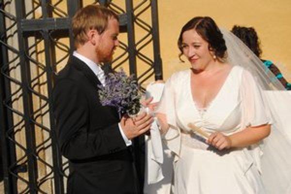 Katka Koščová sa stala matkou. Spolu s manželom Michalom sa im narodil syn Adam.