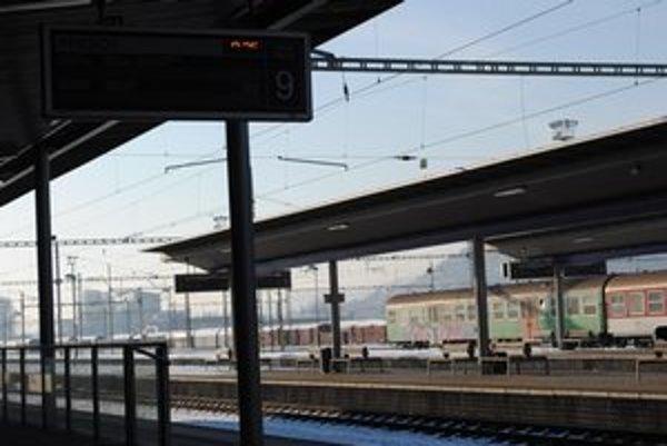 Stanislav Guman. Čakal v Kysaku - vo vlaku.