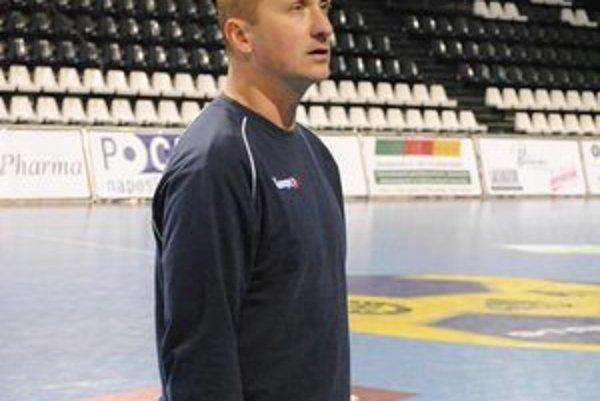 Roman Lamač. Tréner Tatrana si na výjazdy už zvyká.