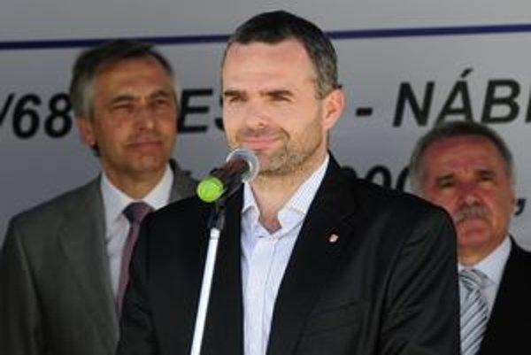 Prešovský viceprimátor René Pucher.