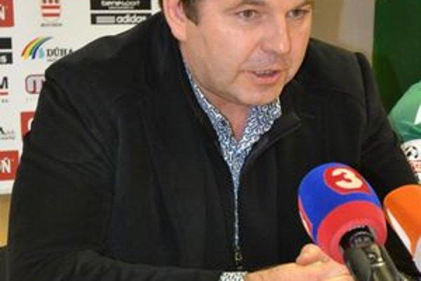Prezident klubu 1. FC Tatran Prešov. Miroslav Remeta objasnil, prečo na sústredenie cestovali aj juniori.