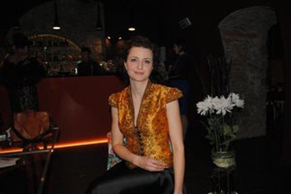 Katarína Orolínová. Podniká desať rokov v hotelierstve a radí ženám, ako sa presadiť vo svete mužov.