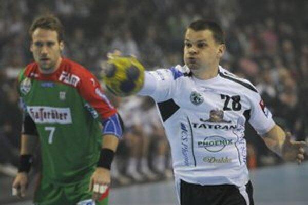 Radoslav Antl zahral v prvom zápase proti Magdeburgu výborne.