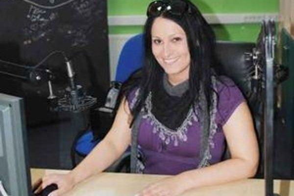 Tamara Škovránková. Do piatich rokov nehovorila, dnes moderuje.