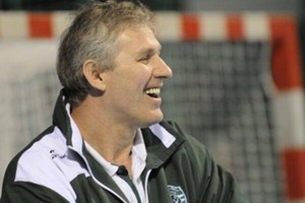 Trénera Rašiča chcú v Prešove udržať aj pre nasledujúcu sezónu.