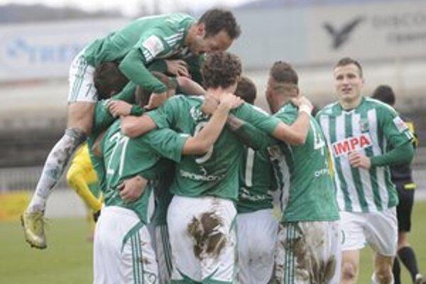 Budú sa takto Prešovčania môcť radovať z corgoňligových gólov aj v nasledujúcej sezóne?