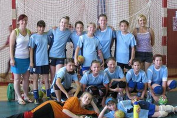 Prešovčanky štartovali na prvom finálovom turnaji.