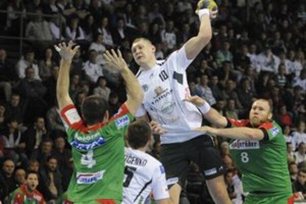 Prešov sa bude v kvalifikácii Ligy majstrov spoliehať aj na strelca Dajnisa Kristopansa.