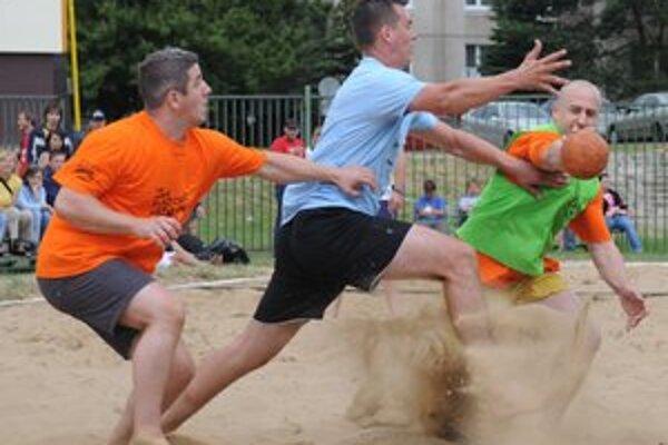 Na prešovskom piesku sa bude bojovať o tituly majstrov Slovenska.