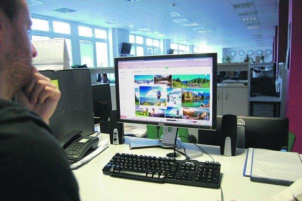 Vďaka systému na hľadanie ukradnutých záberov posielajú fotoagentúry stovky e-mailov ročne.