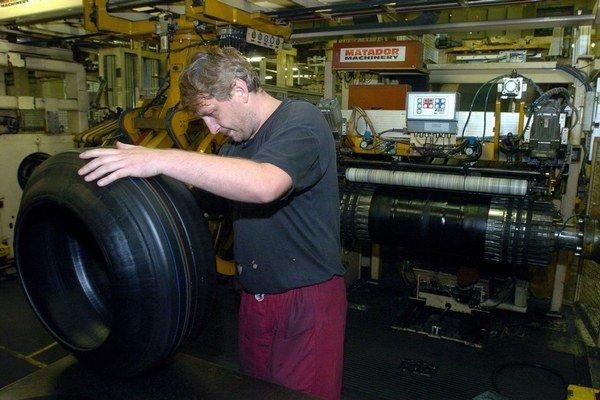 Continental rozširuje výrobu aj vďaka stimulom.