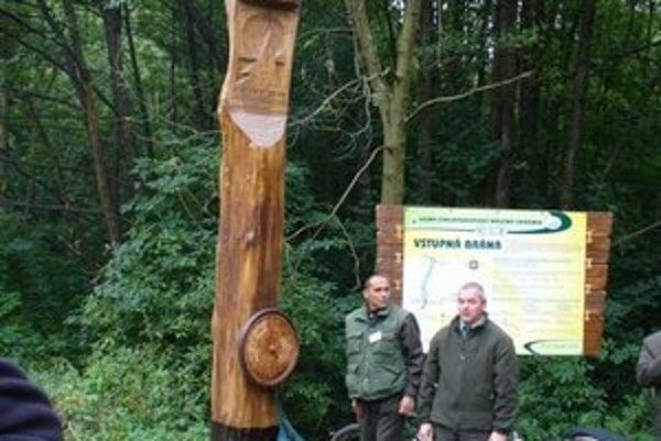Lesný náučný chodník Sigord má strednú náročnosť.