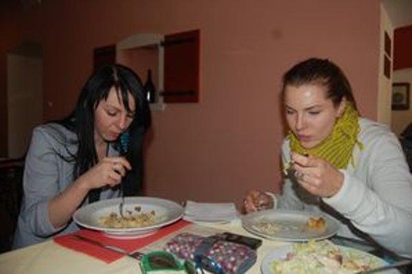 V reštaurácii. V Prešove sa dá najesť už od 2,80 eur