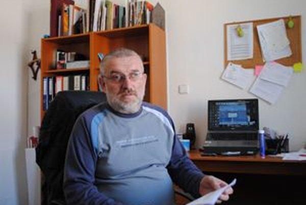 Jozef Kačala. Programový vedúci PKO.