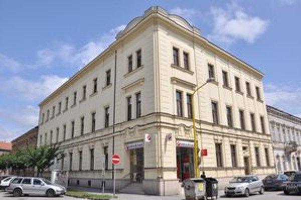 Banka v Košiciach, kde ohlásil policajt bombu.
