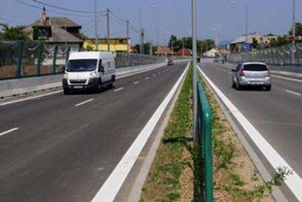 Nábrežná komunikácia v Prešove by mala pokračovať od Mestskej haly až k ZVL.