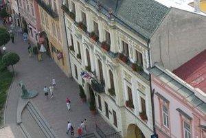 Mesto Prešov. Pravdepodobne vystúpi zo Združenia miest a obcí Slovenska.