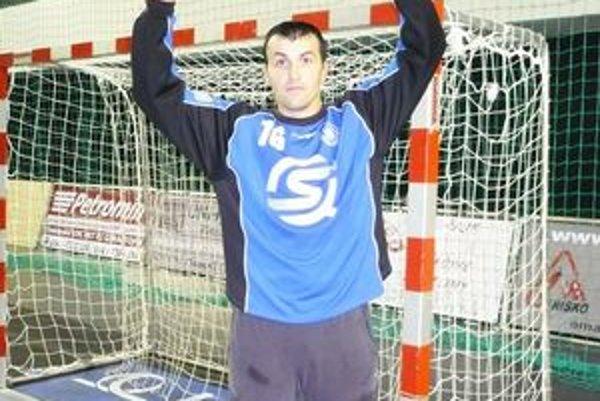 Legionár medzi žrďami. Svetislav Verkič si podmienky v Tatrane pochvaľuje.