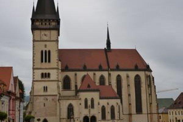 Bardejov. Najkrajšie mesto na Slovensku nemá turistických sprievodcov.