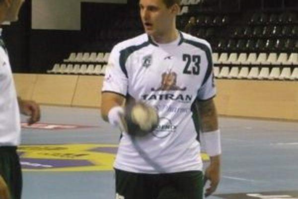 Michal Kopčo. Konto Francúzov zaťažil štyrmi gólmi.