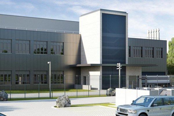 Dátové centrum v štvrti Favoriten má mať prvú etapu dokončenú do roka.