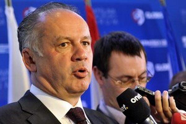 Andrej Kiska má pre generálneho prokurátora pripravených pár otázok.