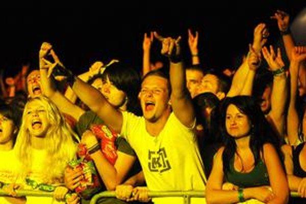 Dvojdňový hudobný festival Domašafest sa opäť vydaril.
