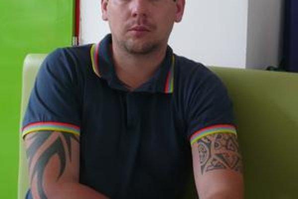 Miroslav Šosták. S Tatranom absolvoval prvé turné.
