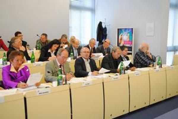 Prešovskí poslanci súhlasili s predajom niektorých budov.