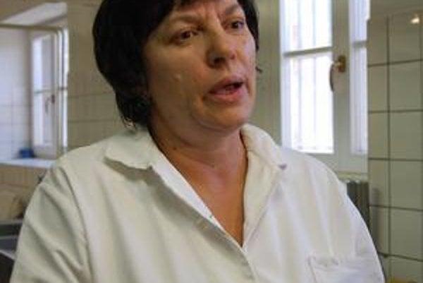Angela Strečková je odborníčka na hygienu potravín.