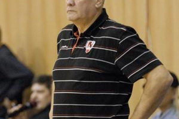 Aj tréner Jozef Rešetár je ostatným výsledkom sklamaný.