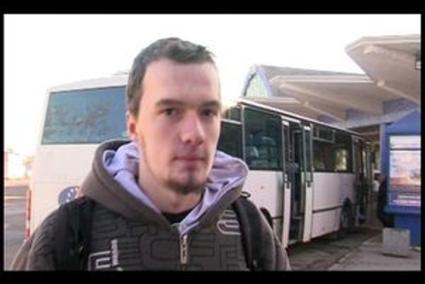 Dominik Sabol upozornil vodiča na zimu, no nepochodil.
