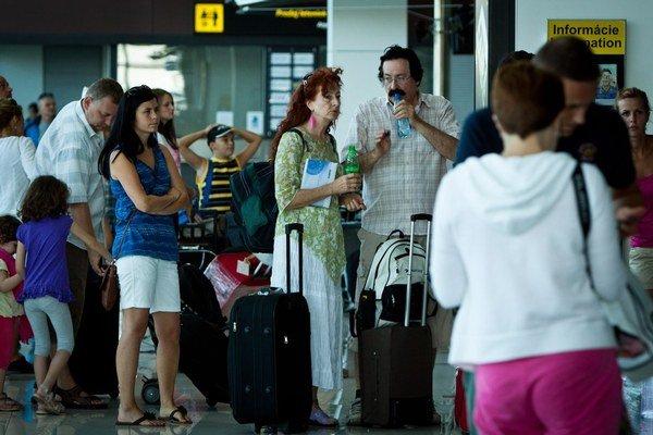 Pravidelné lety zo Slovenska nepribudli, viac je nových liniek pri nepravidelných letoch pre cestovné kancelárie.
