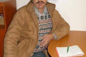 Jozef Feč  z Radatíc. Odísť za prácou ešte neznamená aj uspieť.