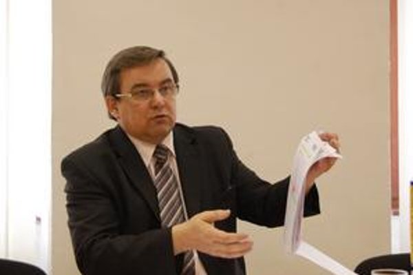 Stanislav Kahanec kritizuje mýtny systém. Sťažnosti dopravcov považuje za opodstatnené.