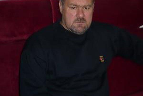 Peter Křemen. Tréner Prešova tvrdí, že to nebola ľahká séria.