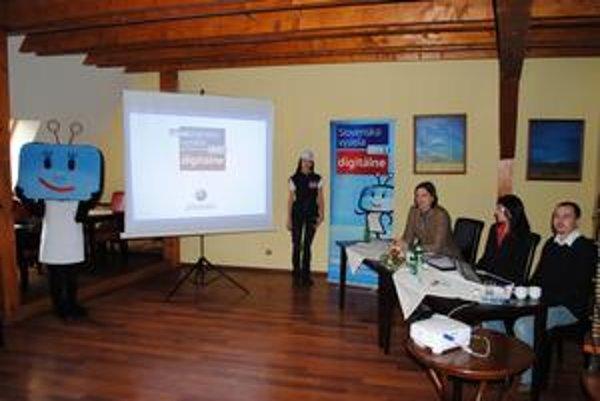 Prechod na digitálne vysielanie. V Prešove sa začala vysvetľovacia kampaň.