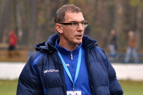 Martin Úporský dokončil jeseň ako hlavný kouč Slavoja.
