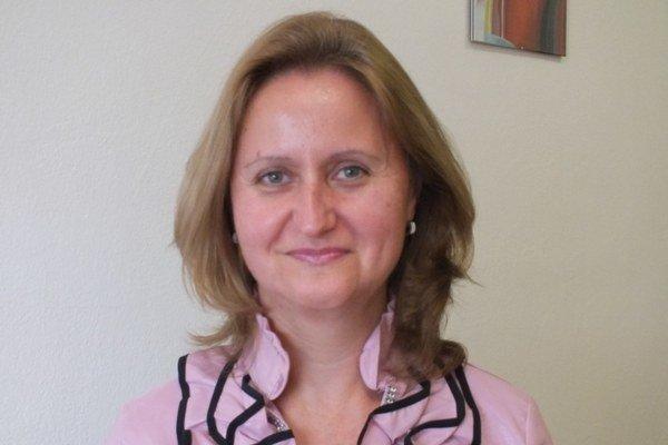 Ingrid Lukáčová. Je autorkou mnohých básnických zbierok.